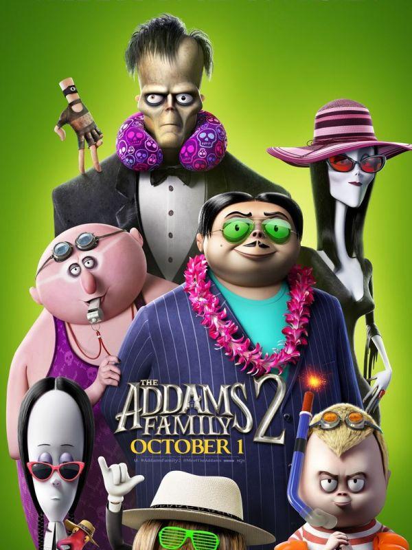 Familia Addams 2 (2D) DUB