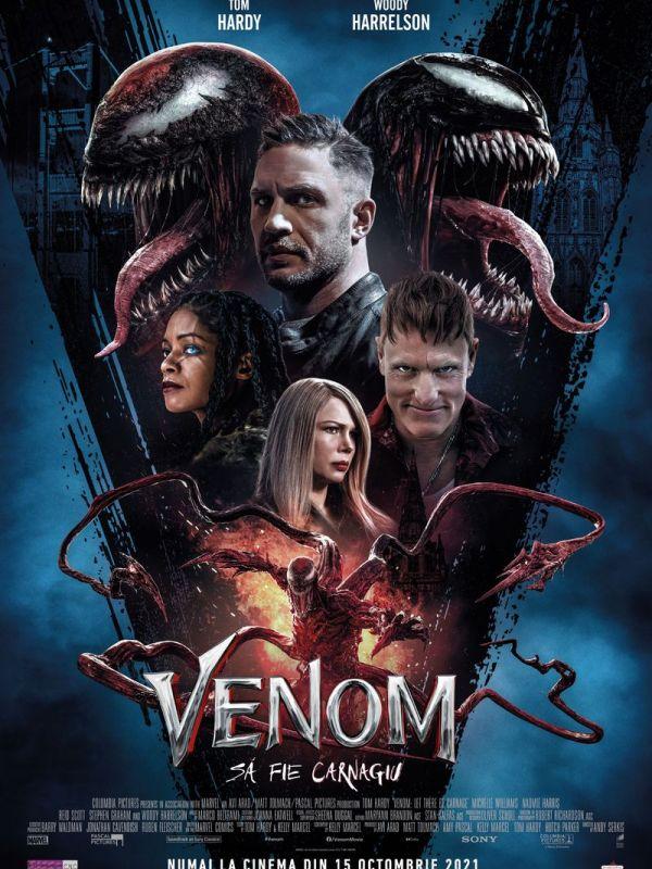 Venom: Sa Fie Carnagiu