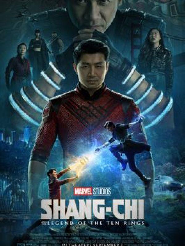 Shang-Chi Si Legenda Celor Zece Inele (3D) SUB
