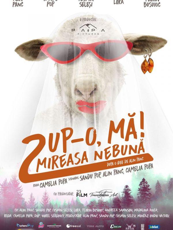 Pup-o, Ma! 2: Mireasa Nebuna